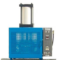 Аппарат для обжига фрикционных дисков (Platen searer) A-103-SEAR