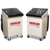 Консоль управления 4-го поколения Hicklin Тестирование трансмиссий 4 поколения