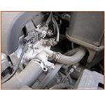 Что может происходить с трансмиссией из-за двигателя?